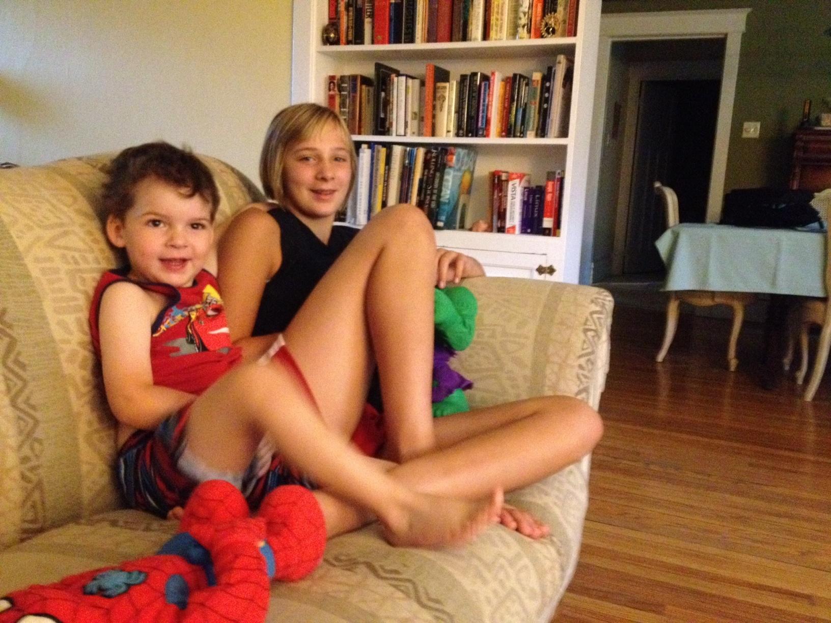 Finny & Rickie