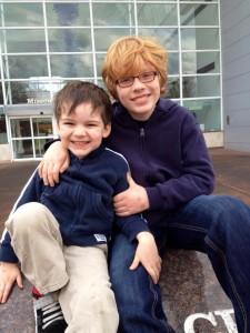 Finny & Gabe