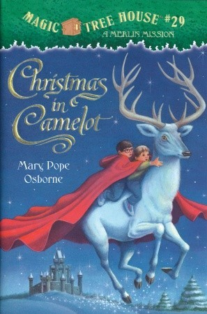 Magic Tree House 29 Christmas in Camelot